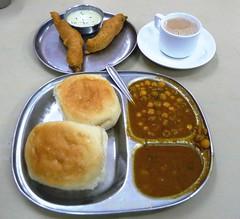 Bhaji Pau mirchi cha (joegoauk33) Tags: tea goa pao bhaji chau mirchi paum joegoauk unddo