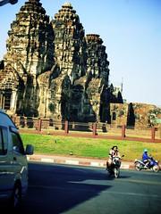 In Lopburi Again (norsez) Tags: 365 fauxlomo lopburi fauxfilm