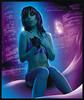 Lady Gaga [ Euphoria ] (© Omar Rodriguez V.) Tags: cold sexy art ice beautiful lady digital painting naked artwork princess fantasy ugly euphoria temptation futuristic gaga velasco omarrodriguezv