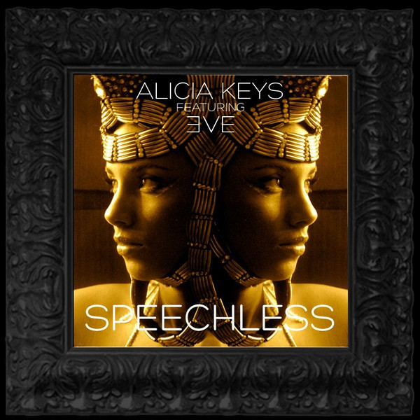 Alicia Keys - Speechless (feat. Eve) by tampabaybucsfan