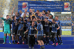 Internazionale - Italy X TP Mazembe - Congo, The Democratic Republic Of The .. (FaisaL HamadaH) Tags: world italy club championship republic stadium fifa final zayed match congo tp shaikh democratic between 2010  internazionale the in     of          mazembe