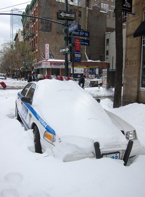 Snow Cop
