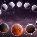 2010 Lunar Eclipse  Ellipse