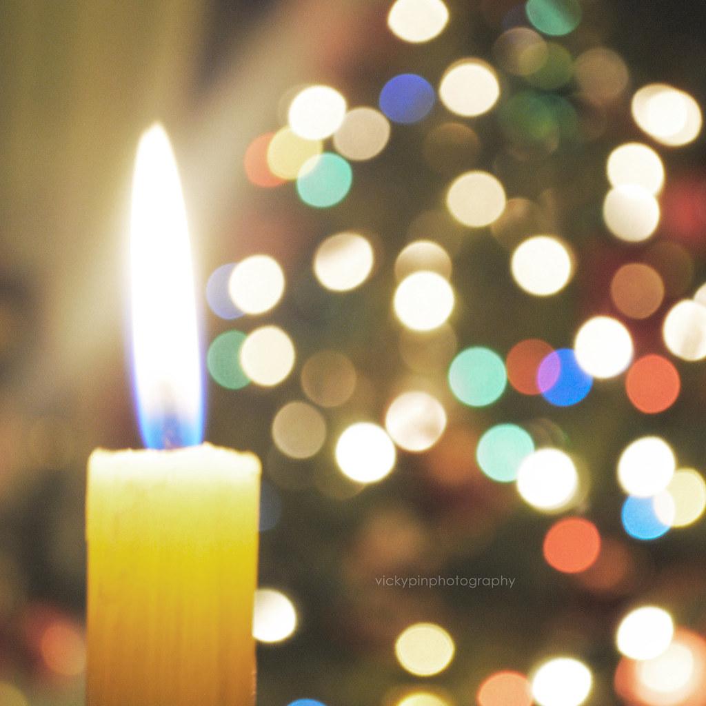 Una lucecita de año nuevo