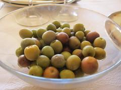 Home-Cured Olives