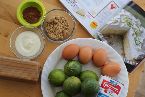Cook This, Not That: Key(less) Lime Pie