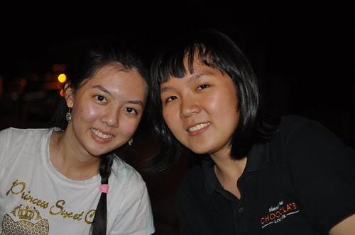 Chee Li Kee and Meu Ye