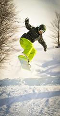 Buttato ( SkiriDesign) Tags: snow snowboard salto abetone