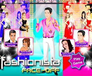 Play Fashionista FaceOff