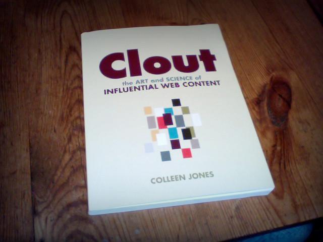 Packar upp ny läsning: Clout