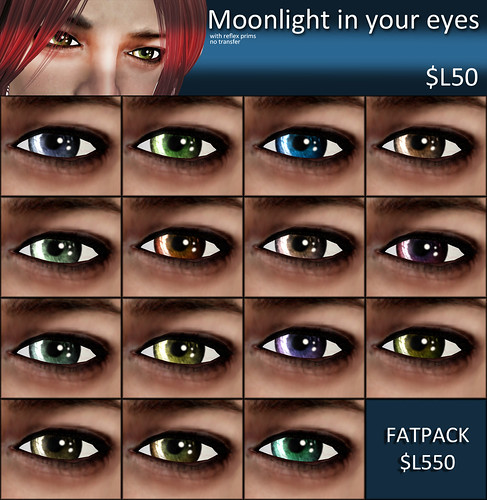 A:S:S - Moonlight in your eyes