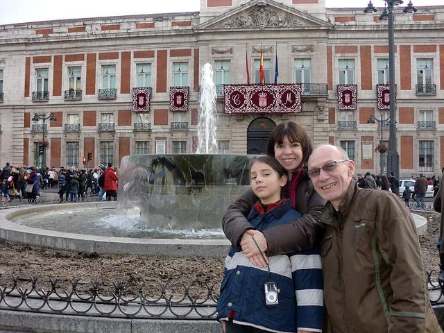 Puerta del Sol, Madrid 01