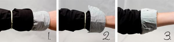 Sleeve-Rubberband