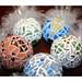 Christmas Mosaic Spheres