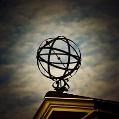 The Astrolabe  (past, present and future) (Gilderic Photography) Tags: roof sky urban canon square eos europe raw belgium belgique belgie brugge ciel astronomy bruges nuage toit astrology astrolabe lightroom carre 500d 500x500 gilderic