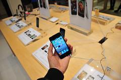 SAU_3809 (Saulo Cruz) Tags: paris france apple macintosh store mac frana loja iphone comrcio