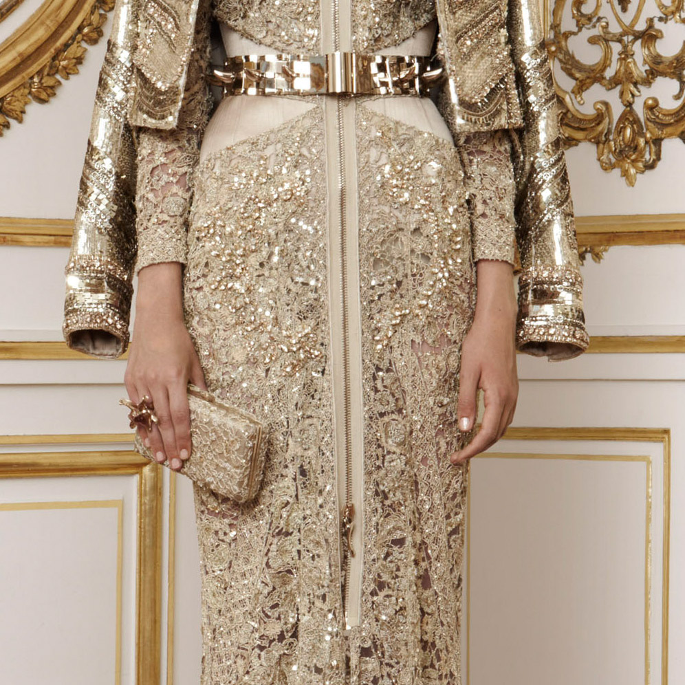 Givenchy F/W Couture 2010.2