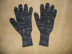 Andy's Gloves finished