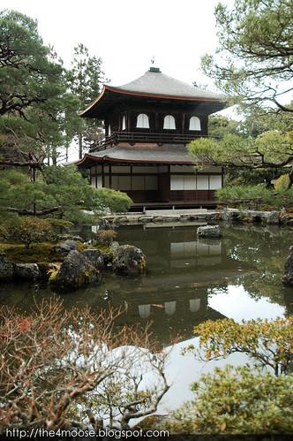 Ginkaku-ji 銀閣寺- Kannonden / Ginkaku