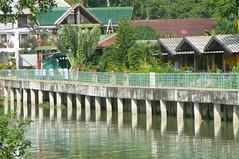 Lagoon, lamai Beach (Mandy Harvey aka Beadsme) Tags: thailand kohsamui raining sunbathing lamaibeach lastdayofholiday