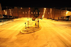 Silence In Bronzeville (Tommy6unz) Tags: street chicago west night magazine dark town nikon looking nocturnal decay empty side down late redeye around expressway f4 i55 1224 bronzeville chicagoist d5000