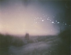 Snowy Clifton Suspension Bridge through a pinhole (Lizzie Staley) Tags: winter snow bristol pinhole suspensionbridge clifton twelveproject