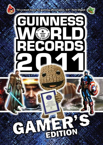 Guinness World Records 2011: Gamer's Edi