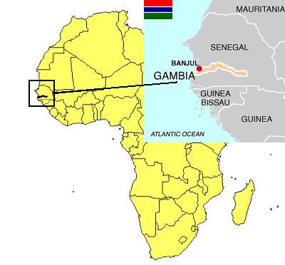 Amadou Sambas Blog Amadou Samba Putting The Gambia on the