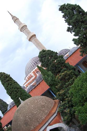Mosque in Rhodes