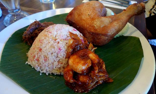 Madam Kwan's Nasi Bojari