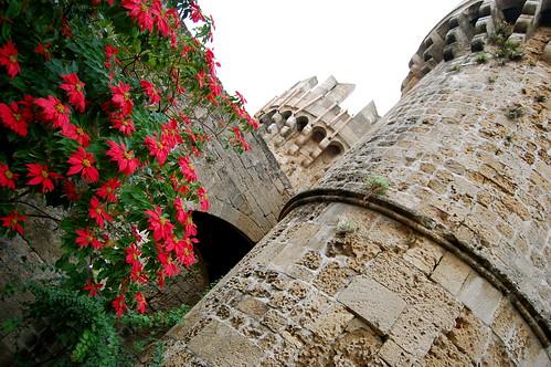 Rhodes City Walls