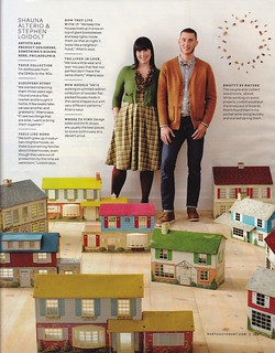 martha stewart living magazine. february 2011