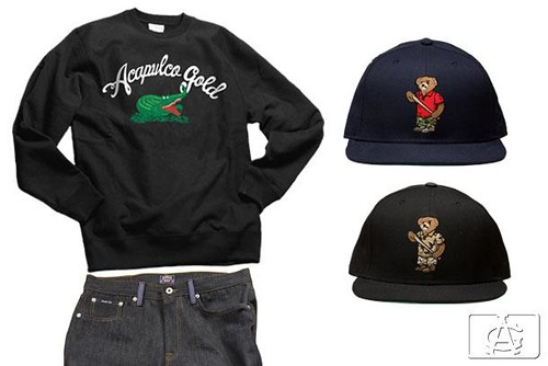 ACAPULCO GOLD  SPRING 11 Collection