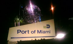 Port of Miami Entrance (RYANISLAND) Tags: trip cruise usa sailboat port boats boat sailing florida miami unitedstatesofamerica american cruiseship boating sail fl miamibeach fla atlanticocean southbeach familyvacation cruiseships 305 biscaynebay northatlanticocean miamiflorida portofmiami dadecounty carnivalcruiseship carnivalcruiselines southbeachmiami carnivalcruiseline 33132 carnivalcruiseships cruiseshipport areacode305 zipcode33132 wwwmiamidadegovportofmiami wwwmiamidadegov americancruiseship