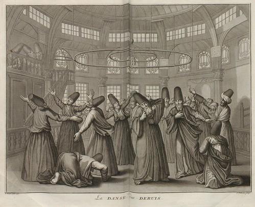 La Danse des Deruis (V. 5)