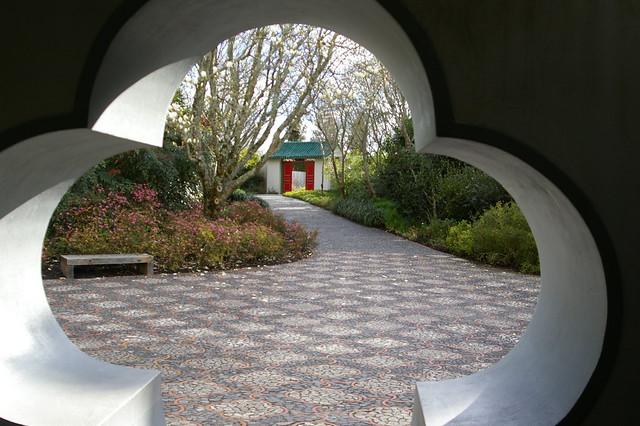 Chinese Scholars Garden Hamilton Gardens