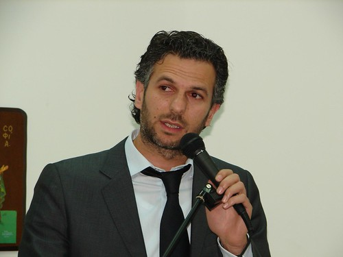 Ο αντιδήμαρχος Κρουσσών κ. Μιχάλης Αναστασιάδης
