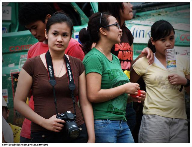 TA4XDC New Year 4x4 Challenge 2011 - Kampung Bawang, Tamparuli - Sumandak Canon
