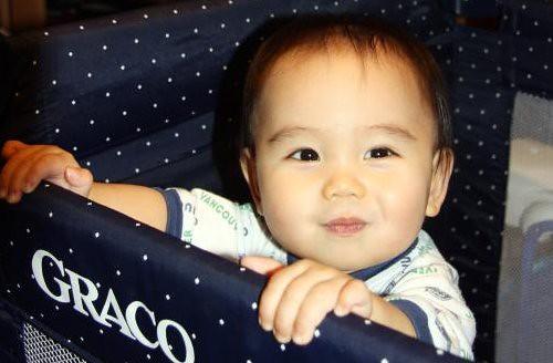 Baby Z Jan 2011