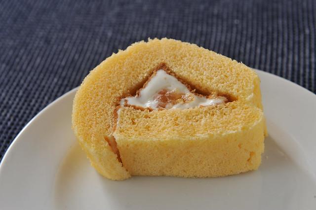 20110114 ロールケーキ