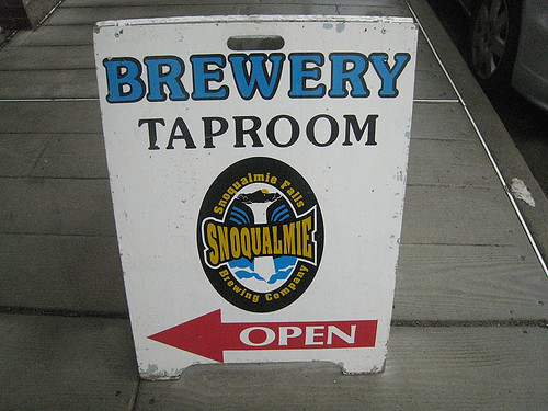 Snoqualmie Brewery