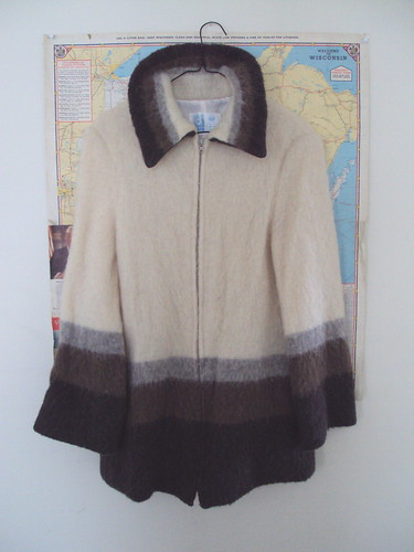 Icelandic Wool Jacket