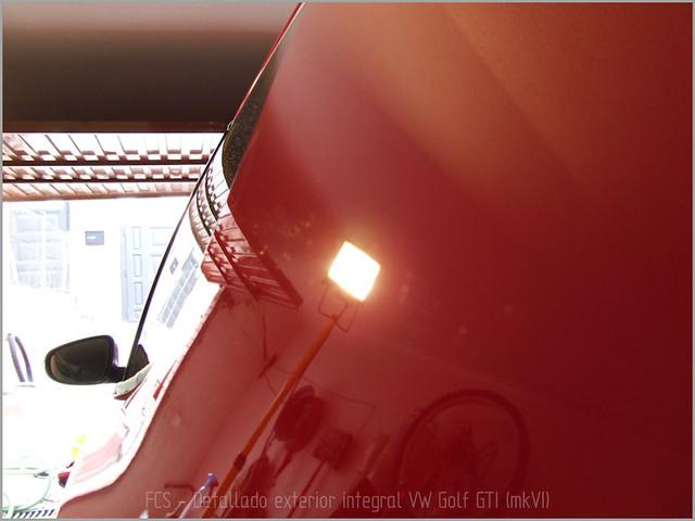 Detallado exterior VW Golf GTI mkVI-24