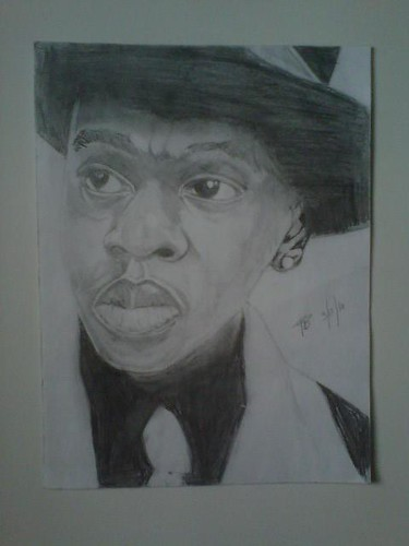 Jay-z Drawing 1