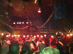 The Soul Rebels @ DBA in New Orleans