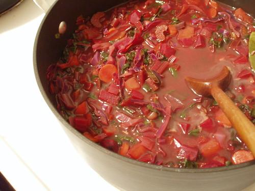 Barszcz Czerwony (Red Beet Soup)