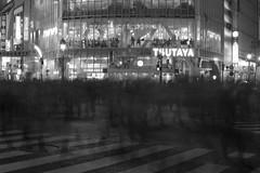 Shibuya ghosts. (Davide Filippini ) Tags: longexposure bw monochrome japan tokyo legs ghost shibuya bn illusion   ghosts  phantom japon fantasma giappone jambes fantme esprit shibuyacrossing fantasmas tokio gambe phantoms  tsutaya spook poltergeist longexposures gespenst    duch       longexposition    esprits fantasmi fantmes lungaesposizione spettro  spettri    kummitus longexposurephotography  lungheesposizioni   ksrtet davidefilippini    nikkorafsdx35mmf18g nikond5000 tsutayashibuya  pzrak