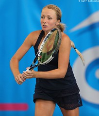 Diana Marcinkevica -Engie Open Clermont-Auvergne 2016 06 (RalfReinecke) Tags: dianamarcinkevica ralfreinecke engieopenclermontauvergne2016 itfclermontferrand tennis latvia wta itf blue