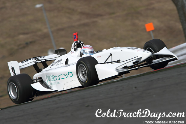 PHOTO GALLERY // FORMULA NIPPON @ FUJI SPEEDWAY