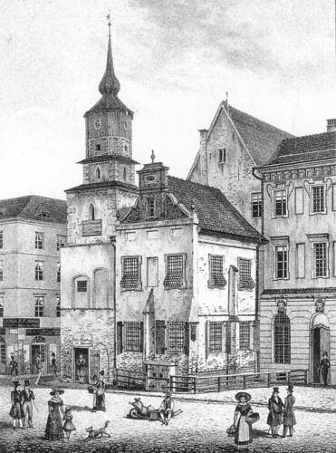 Altes Berliner Rathaus
